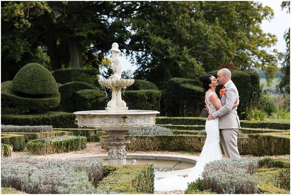 Danesfield house wedding photos