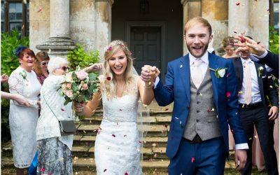 Vintage Pink Blue Doddington Hall Wedding Photography