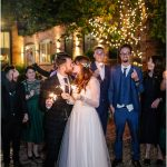 Wedding photography at Curradine Barns - Holly & Adam