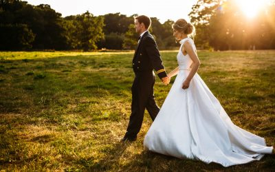Halston Hall Military RAF Wedding Photography