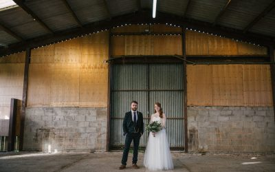 Vintage Inspired DIY Curradine Barns Wedding
