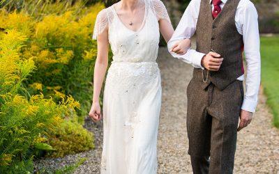 Rectory Hotel Wedding Jenny Packham Bride