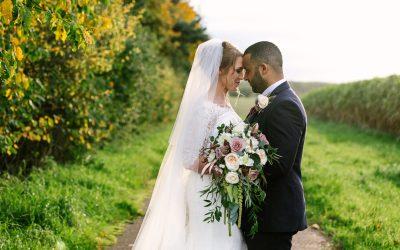Modern Alrewas Hayes Wedding