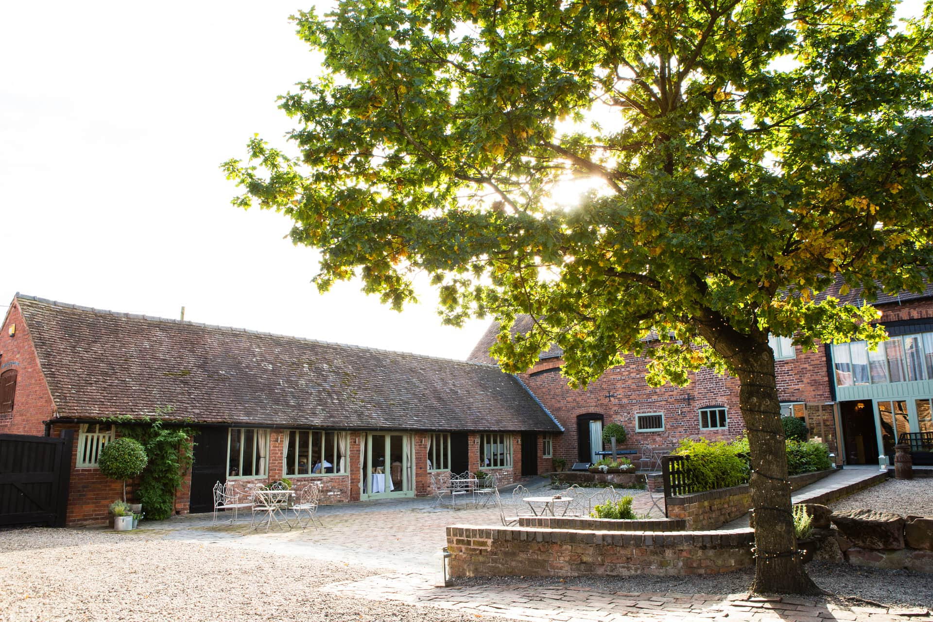 barn wedding venues West Midlands
