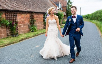 Curradine Barns Wedding with Gold Sequin Dresses