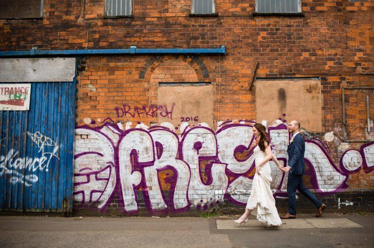 Fazeley Studios weddings