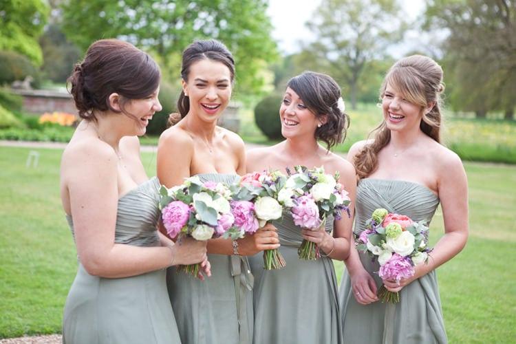 Elegant Spring Iscoyd Park Wedding
