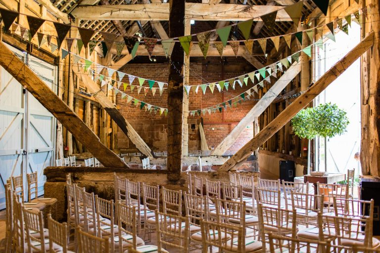 Pimhill Barn wedding venue