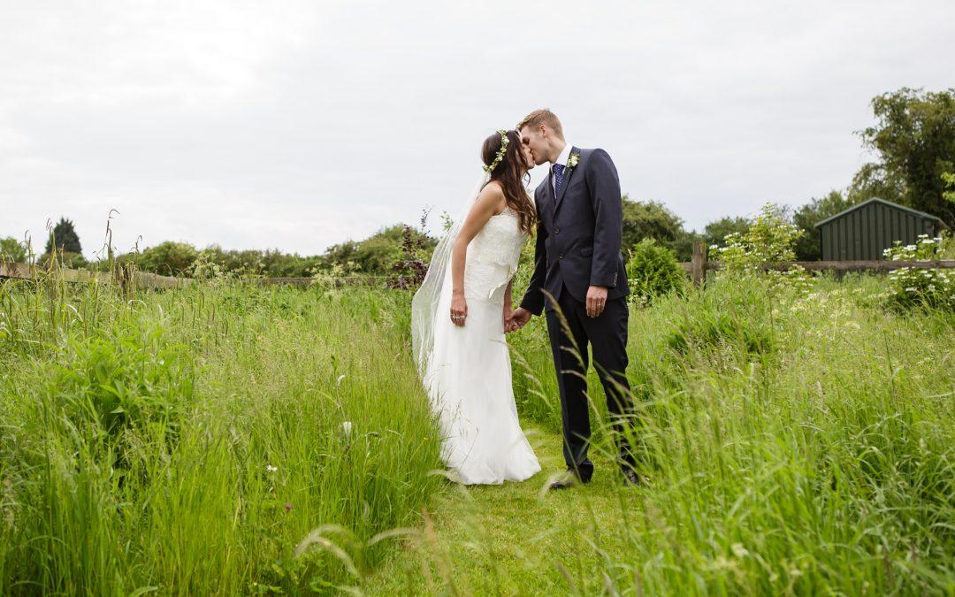 Boho Luxe Redhouse Barn Wedding