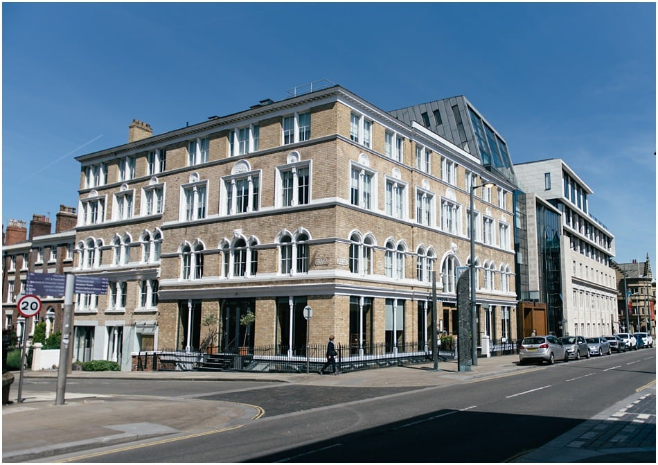 Hope Street Hotel Liverpool