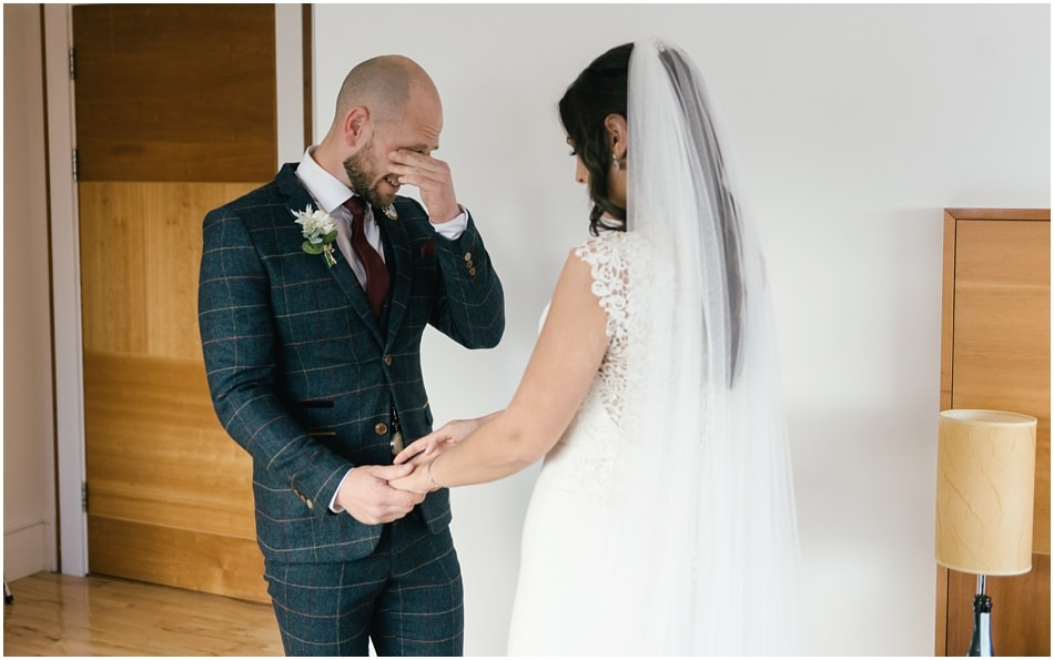 City wedding in Liverpool at Hope Street Hotel