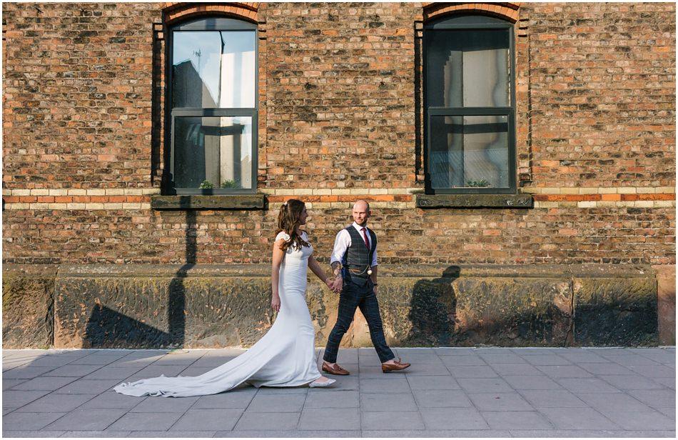 Siren wedding photography; couple portrait