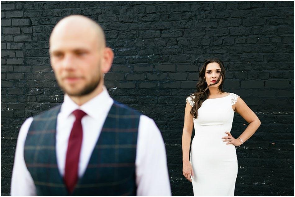 Baltic Quarter wedding photos in Liverpool