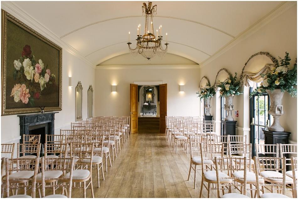 Alrewas Hayes ceremony room