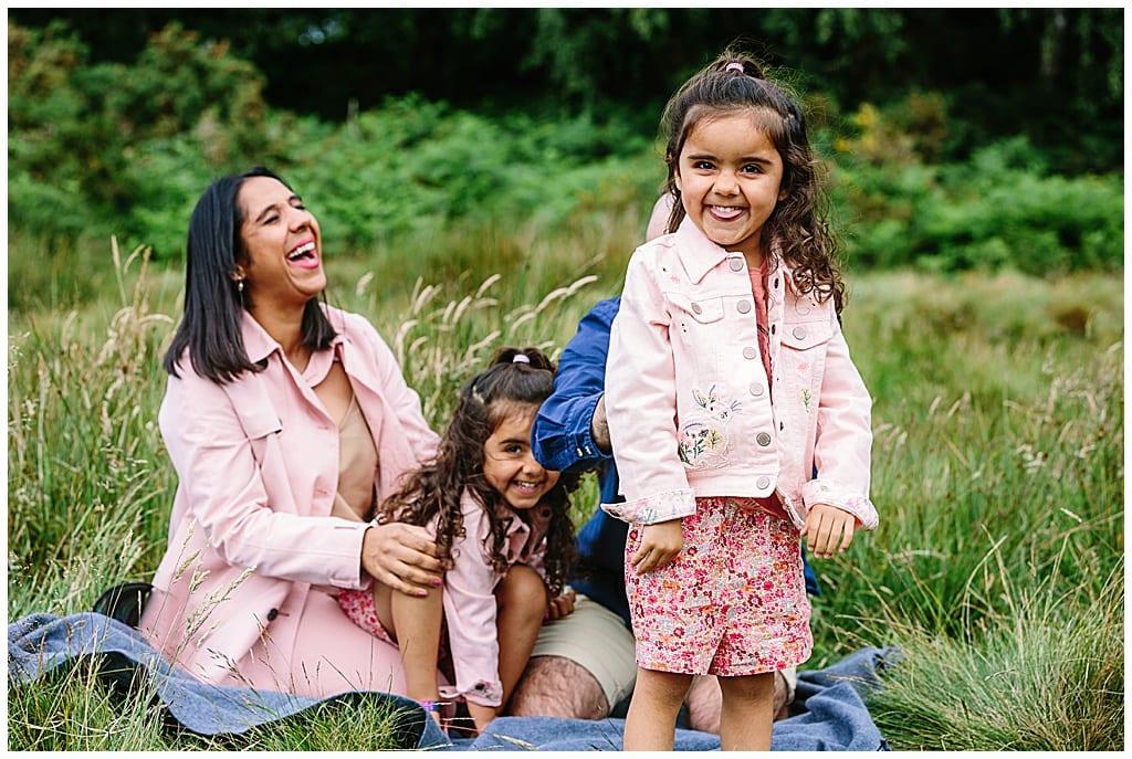children and family portraits in Birmingham