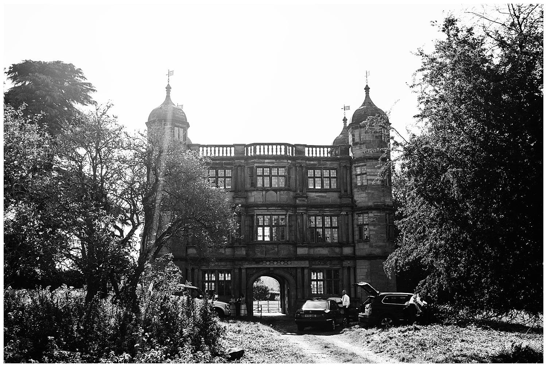 Tixall Gatehouse near Stafford