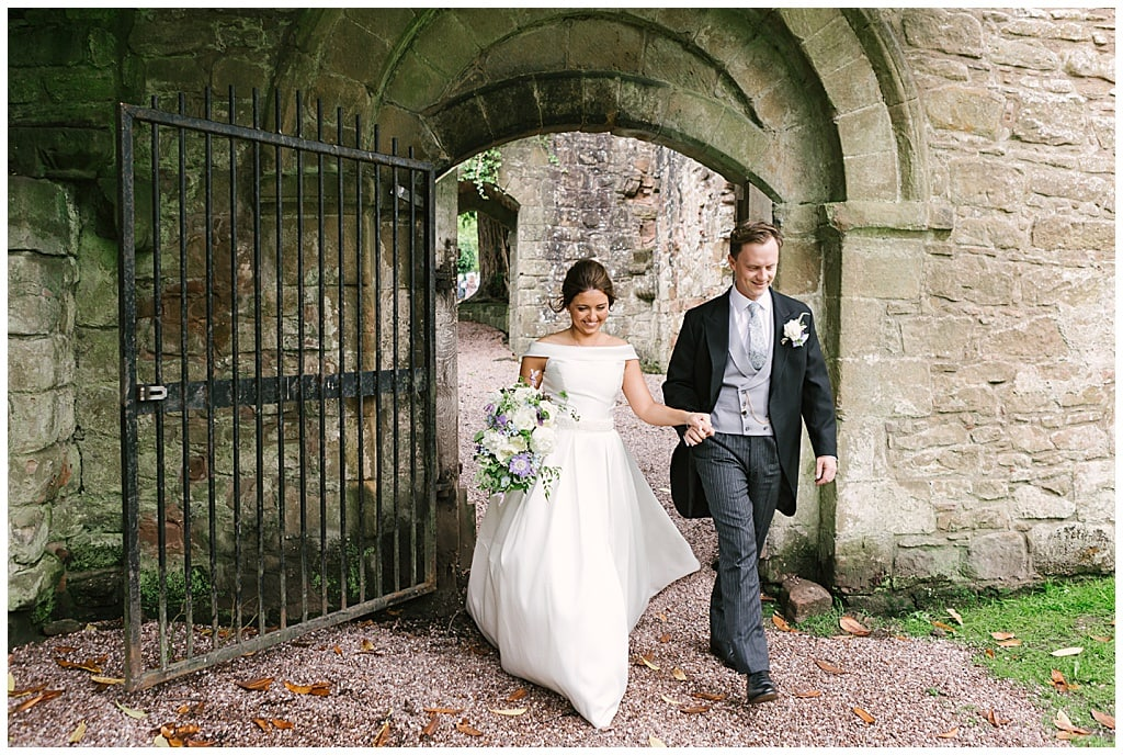 Suzanne Neville Bride | Lilleshall Abbey wedding photos
