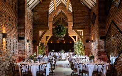 10 Best barn wedding venues West Midlands